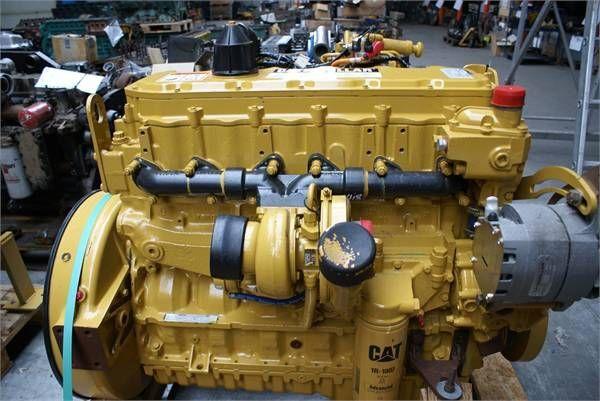 CATERPILLAR 3126 motor voor CATERPILLAR 3126 graafmachine