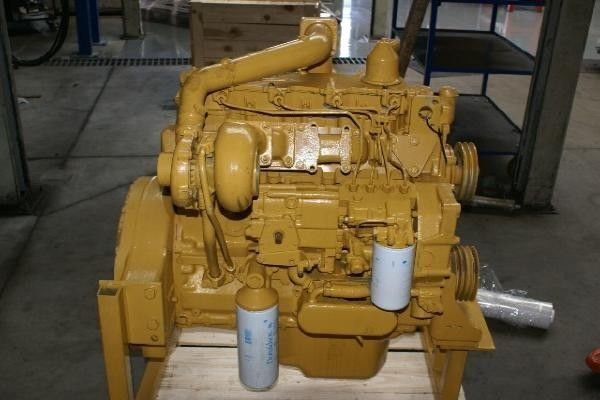 motor voor CATERPILLAR 3204 wiellader