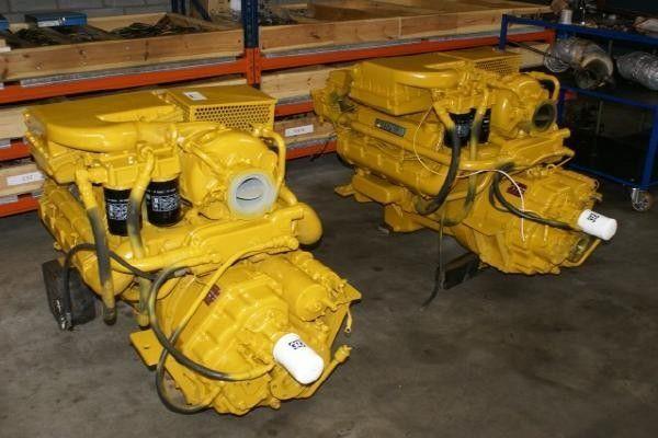 motor voor CATERPILLAR 3208T MARINE overige