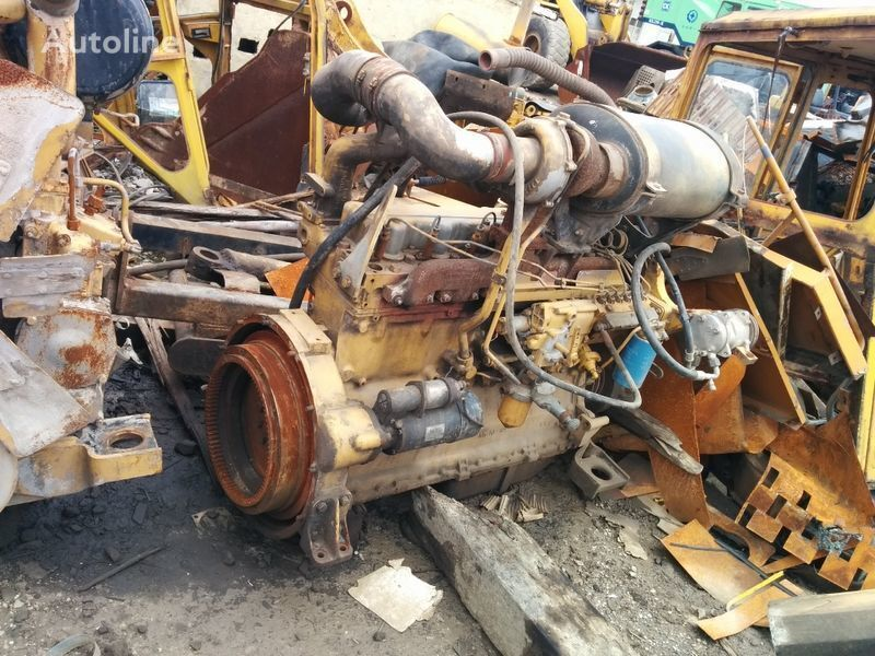 Caterpillar 3306 motor voor CATERPILLAR 966F generator