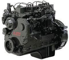 nieuw CUMMINS motor voor KOMATSU bulldozer