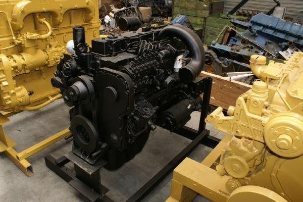 CUMMINS 6 CT 8.3 motor voor anderen bouwmachines