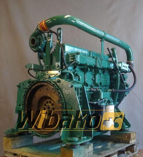 Engine Volvo D6A250 motor voor D6A250 overige
