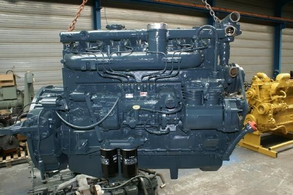 motor voor DAF DH 825 anderen bouwmachines