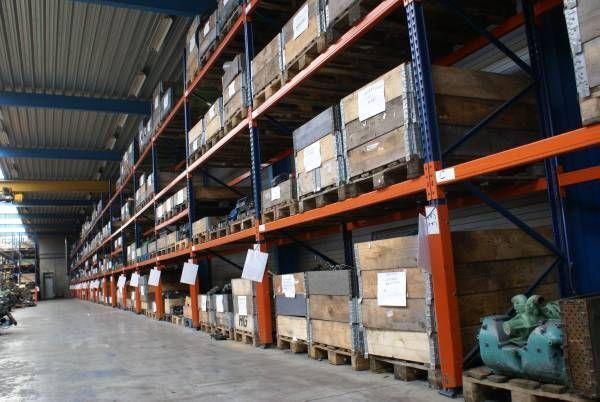 DAF USED ENGINE PARTS motor voor DAF USED ENGINE PARTS vrachtwagen