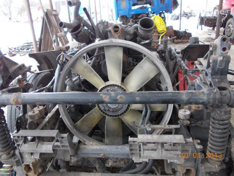 DAF XE315C motor voor DAF XF   CF trekker
