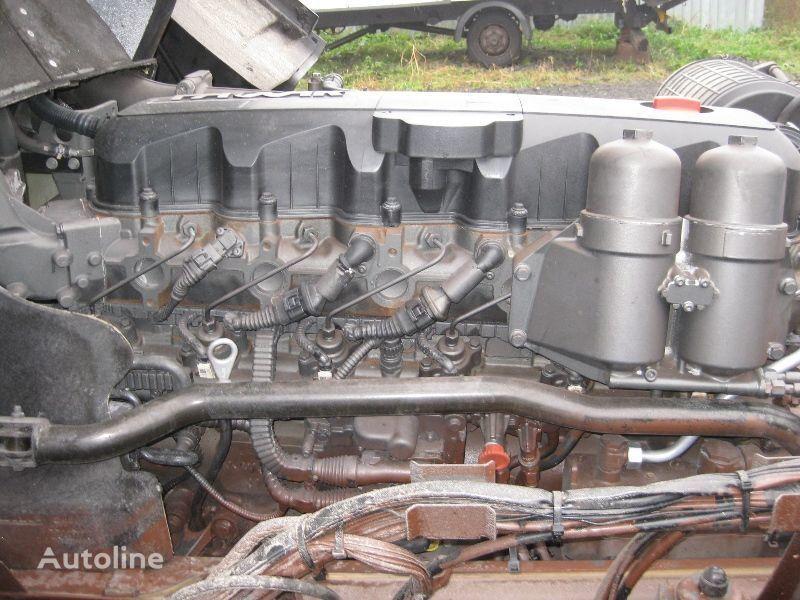 DAF XF 105.410 motor voor DAF  XF 105.410 vrachtwagen