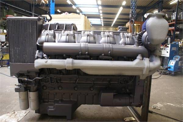 DEUTZ BF10L513 motor voor DEUTZ BF10L513 graafmachine