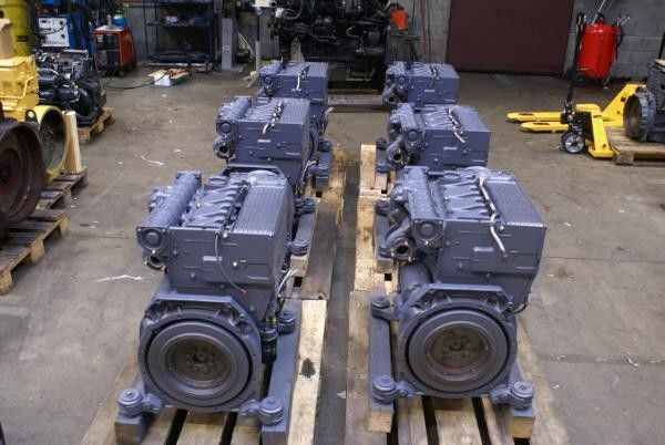 motor voor DEUTZ BF4L1011FT anderen bouwmachines