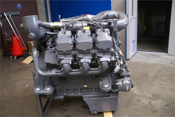 motor voor DEUTZ BF6M1015C anderen bouwmachines