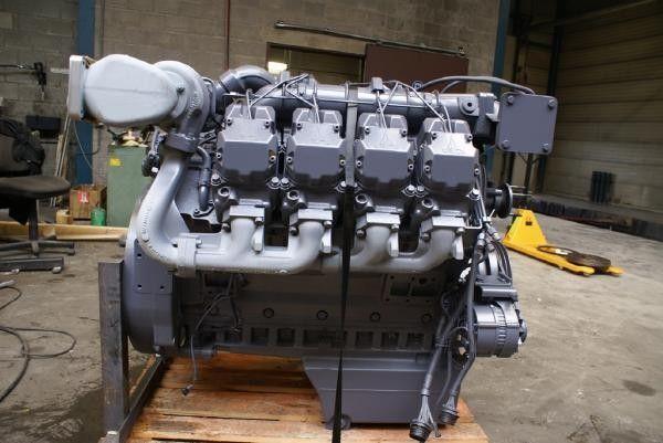 motor voor DEUTZ BF8M1015CP graafmachine