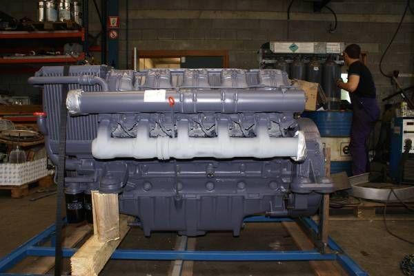 motor voor DEUTZ F10L413 graafmachine