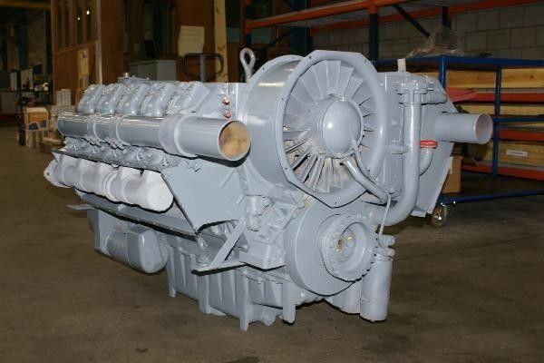 DEUTZ F10L513 motor voor DEUTZ trekker