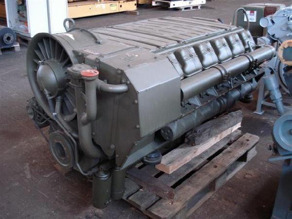 DEUTZ F12L413 motor voor DEUTZ F12L413 anderen bouwmachines