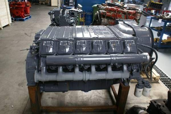 DEUTZ F12L413F motor voor DEUTZ F12L413F maaidorser