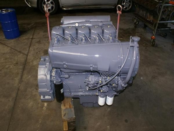 motor voor DEUTZ F5L912 graafmachine