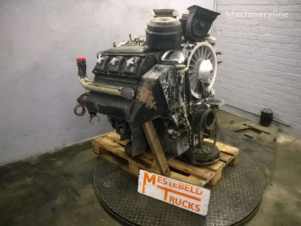 DEUTZ F6L 613 motor voor DEUTZ Motor F6L 613 anderen bouwmachines