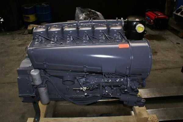 motor voor DEUTZ F6L912D anderen bouwmachines