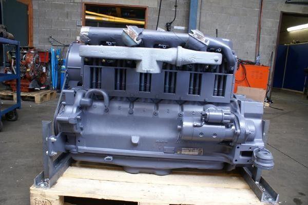 motor voor DEUTZ F6L912W anderen bouwmachines