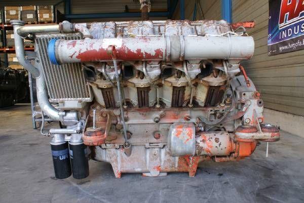 motor voor DEUTZ F8L413F anderen bouwmachines