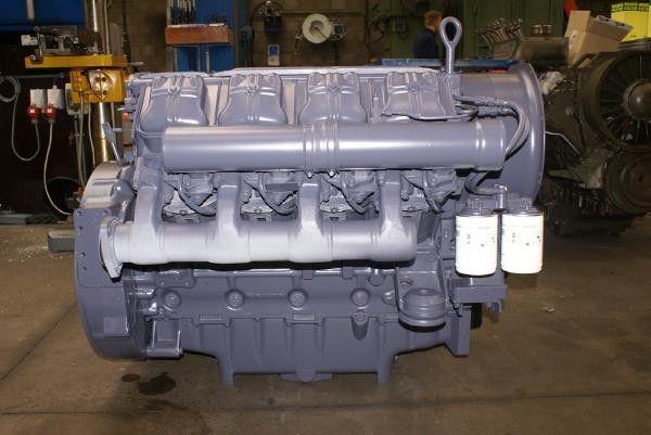 motor voor DEUTZ F8L513 graafmachine