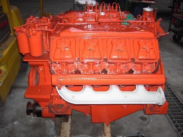 DEUTZ F8L714 motor voor DEUTZ F8L714 anderen bouwmachines