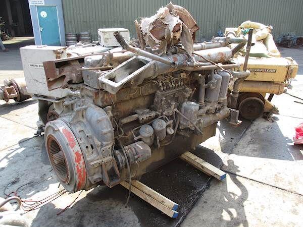 DEUTZ-FAHR SBA 8M816 motor voor tractor