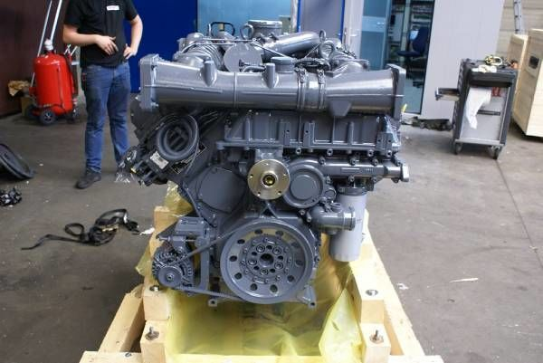 motor voor DEUTZ NEW ENGINES graafmachine