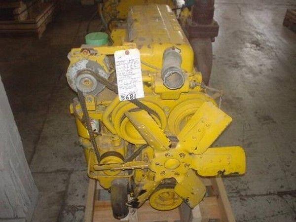 motor voor Detroit 4-53 N overige