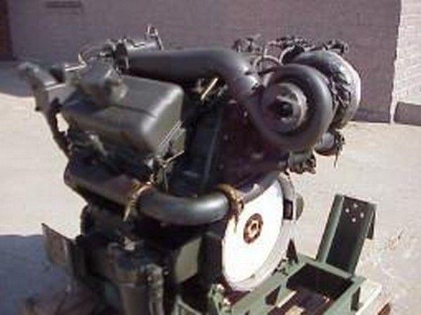 motor voor Detroit 6V53T graafmachine