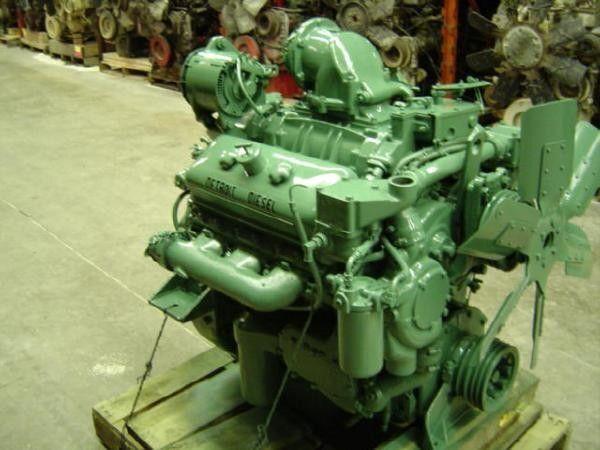 motor voor Detroit 6V71 truck