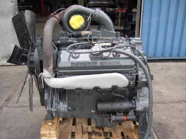 Detroit 8V71 motor voor Detroit 8V71 anderen bouwmachines