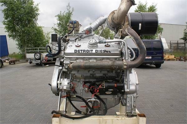 Detroit 8V92TA motor voor Detroit 8V92TA anderen bouwmachines