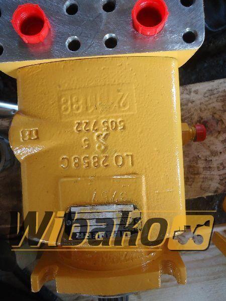 Drive motor Liebherr LMF45 motor voor LMF45 anderen bouwmachines