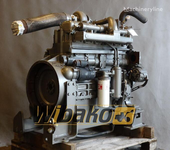 Engine Scania 6 CYL. (6CYL.) motor voor 6 CYL anderen bouwmachines