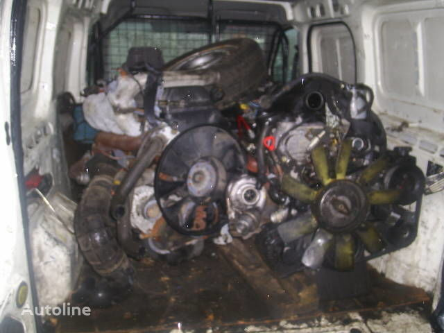 FORD TRANSIT 125PH motor voor FORD TRANSIT truck