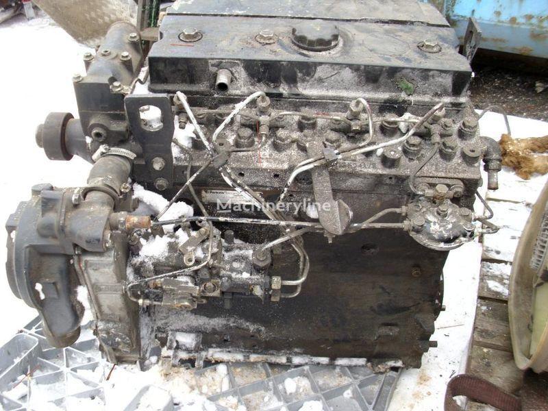 Perkins motor voor FUCHS graafmachine