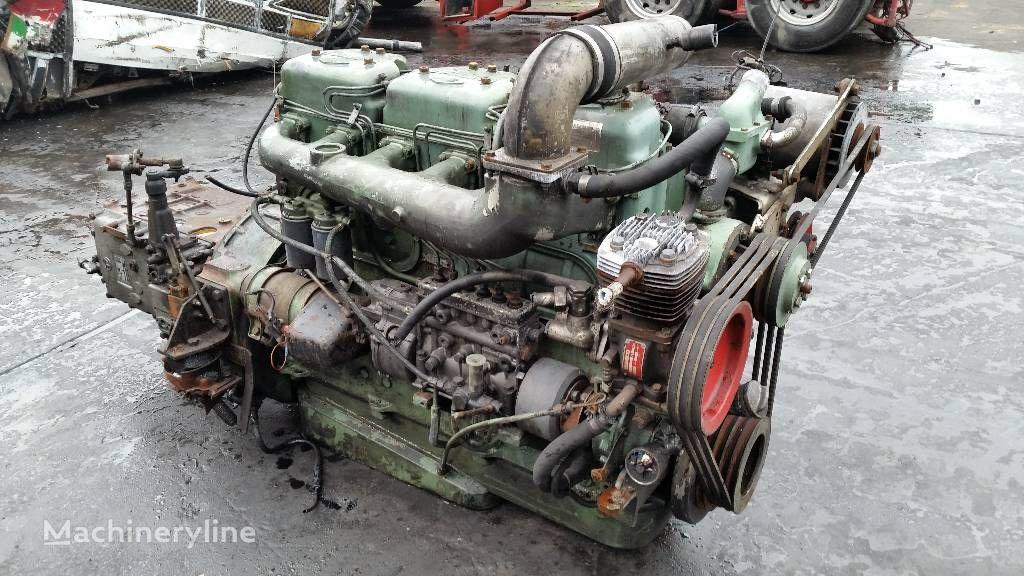 motor voor HANOMAG henschel 3 6.80 wiellader