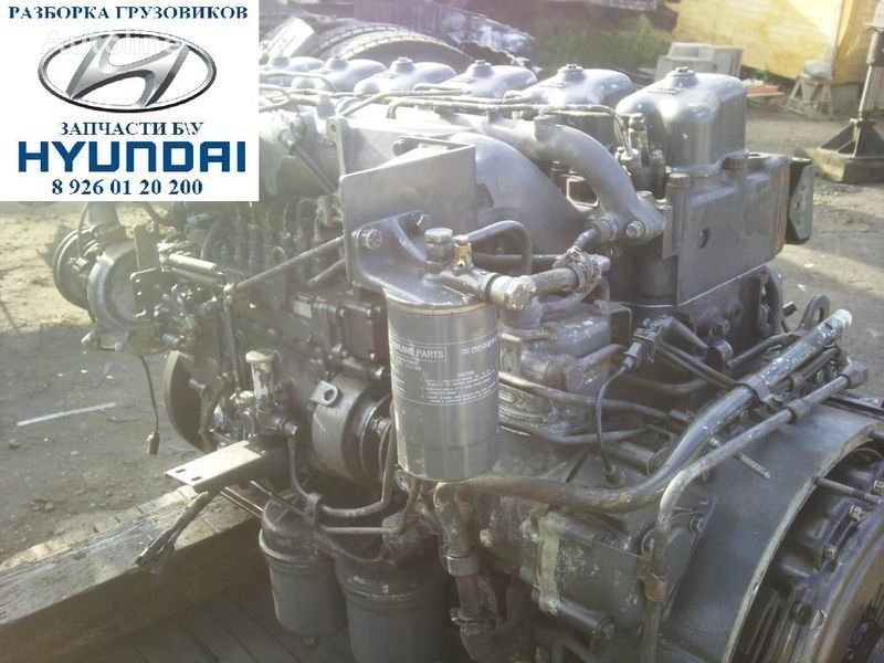 Mitsubishi D6AC motor voor HYUNDAI HD GOLD truck