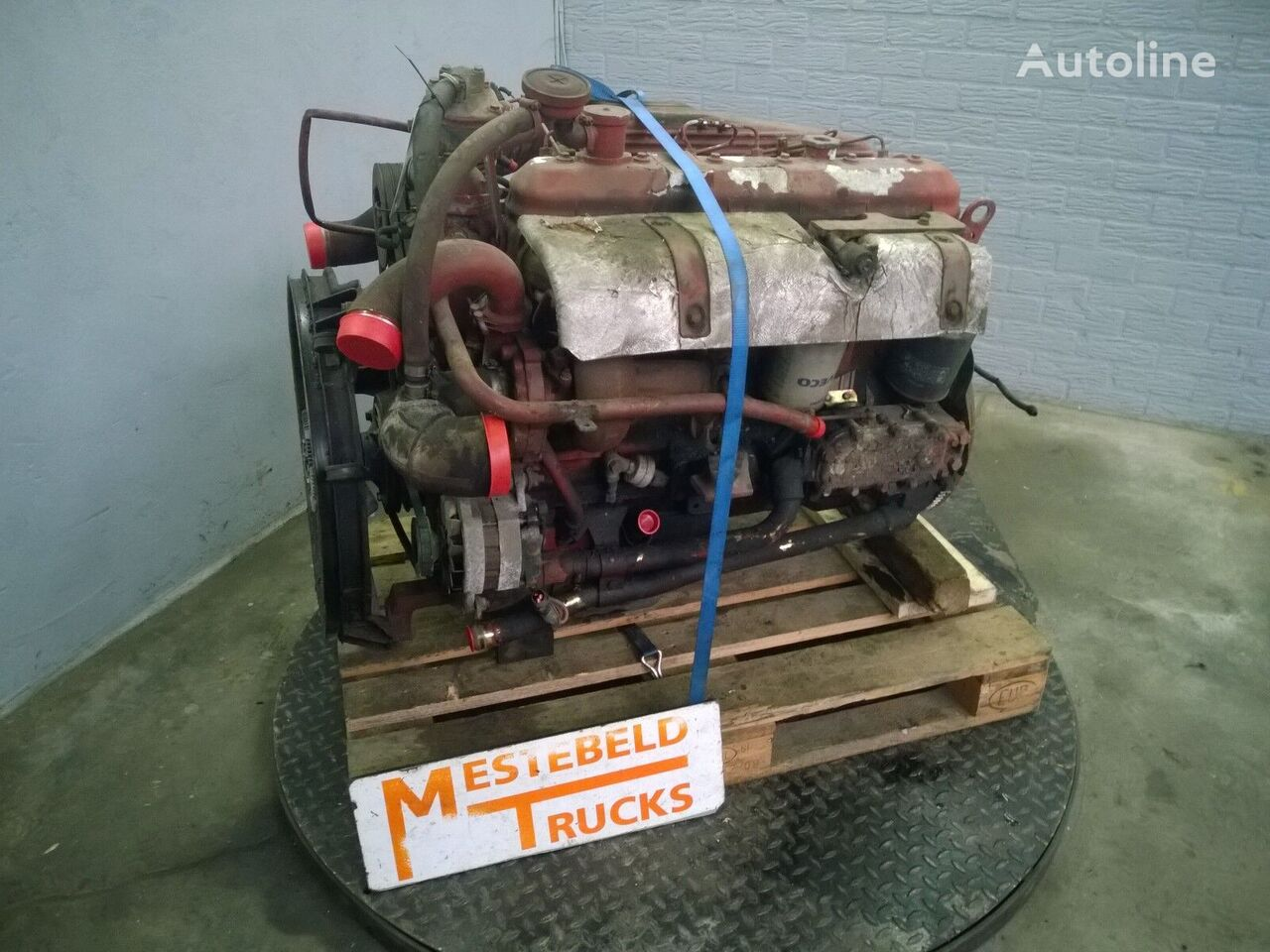 IVECO motor voor IVECO Motor 8060.25 trekker