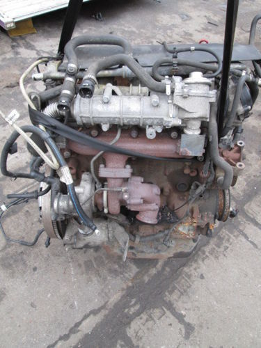 IVECO 3.0 HPI motor voor IVECO Daily