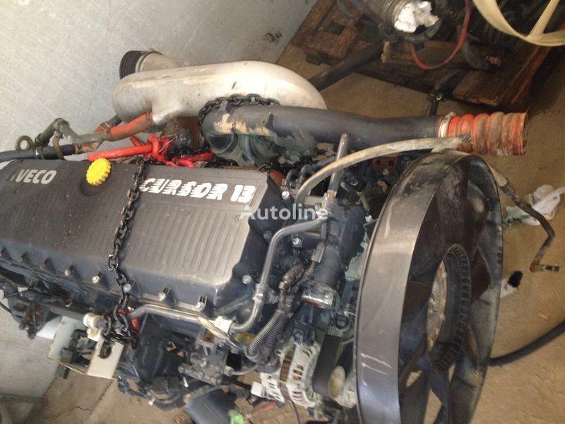 Iveco F3BE0681 E3 von PS 440/480/540 Cursor 13 motor voor IVECO Cursor/Stralis/Trakker Euro 3 S44-S48-S54  vrachtwagen