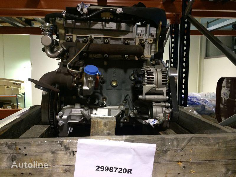 Iveco F1AE0481 E4 motor voor IVECO DAILY bestelwagen