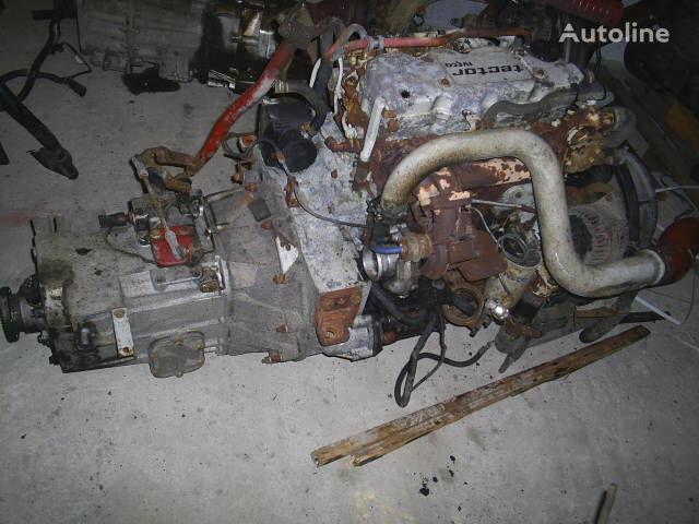 Iveco motor voor IVECO EUROCARGO 75E17 vrachtwagen
