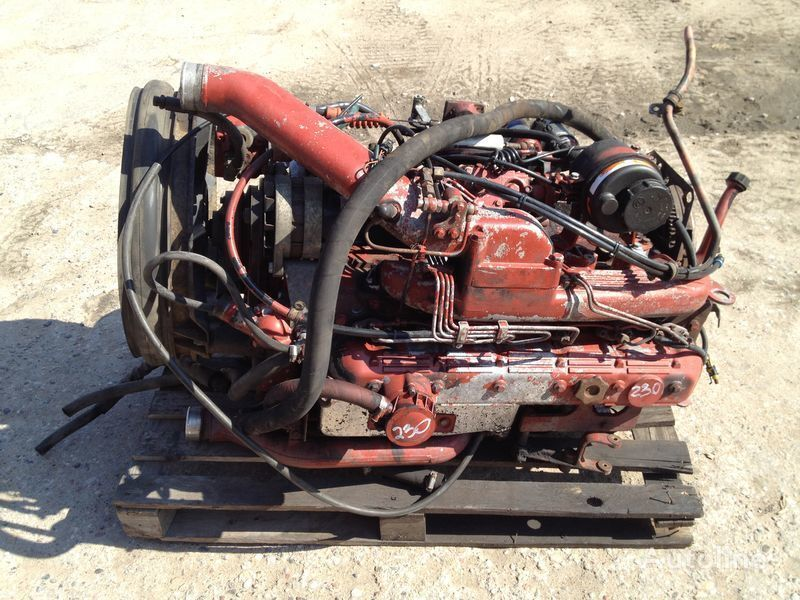 Iveco Eurocargo iz Germanii motor voor IVECO Eurocargo truck
