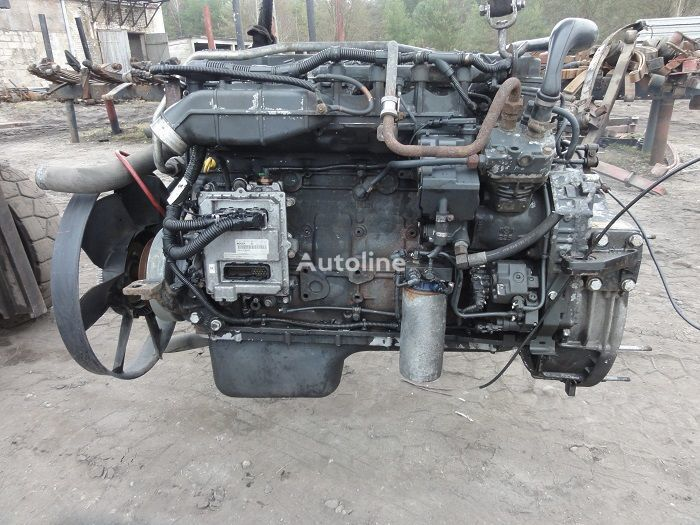 IVECO Tector motor voor IVECO EuroCargo vrachtwagen