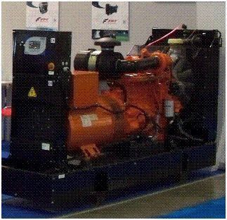 IVECO per gruppi elettrogeni motor voor IVECO generator