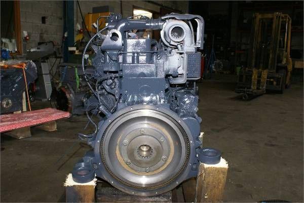 KOMATSU S6D102E motor voor KOMATSU S6D102E bulldozer