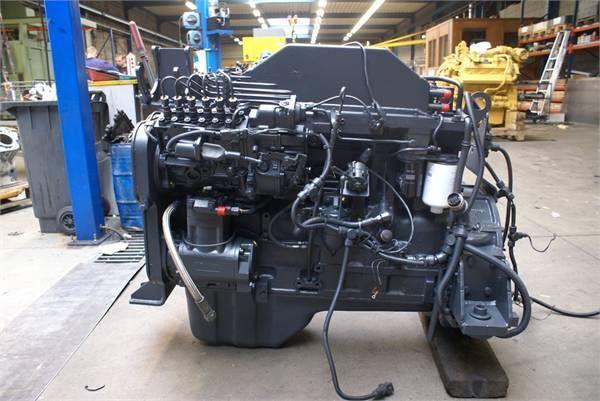 motor voor KOMATSU S6D114 E1 wiellader