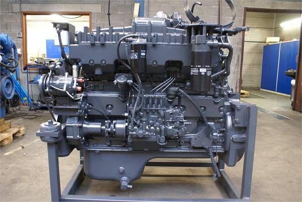 motor voor KOMATSU SA6D125 E2 anderen bouwmachines